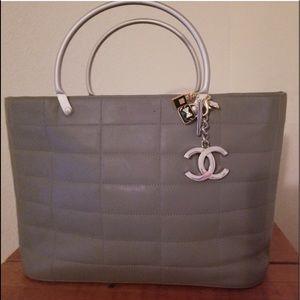 Vintage Chanel Handbag mini shopper